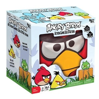 Angry Birds Indoor and Outdoor 3D Action Game (Discontinued by manufacturer)
