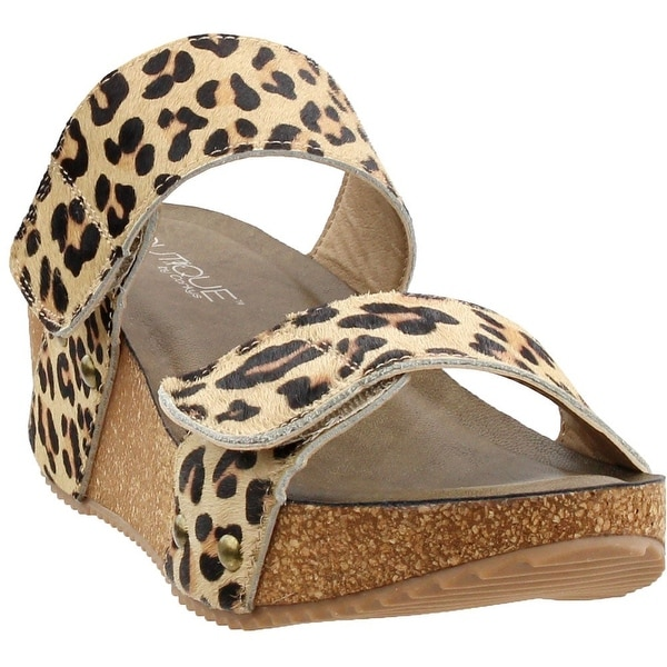 Corkys Womens Wild Thing Casual Wedges Shoes
