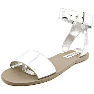 Steve Madden Evict Open Toe Synthetic Sandals
