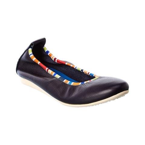 Arche Lanabi Leather Flat