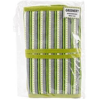 Knitter's Pride Greenery Interchangeable Needle Case-
