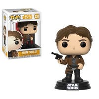 "FunKo POP! Star Wars Solo Han Solo 3.75"" Vinyl Figure - multi"