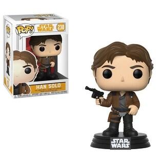 "FunKo POP! Star Wars Solo Han Solo 3.75"" Vinyl Figure - multi"