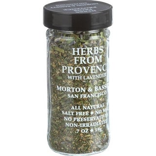 Morton & Bassett - Herb De Provence Seasoning ( 3 - .7 OZ)
