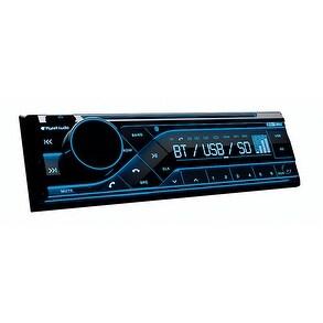 Planet Audio Single Din Mp3/Cd/Am/Fm Receiver Bluetooth Usb Front Aux
