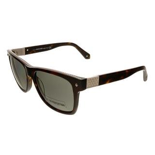 Roberto Cavalli RC955S 52A Dark Havana Square Sunglasses