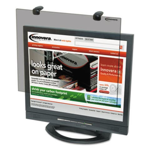 Innovera 46403 Protective Antiglare LCD Monitor Filter Fits 19 in.-20 in. LCD Monitors