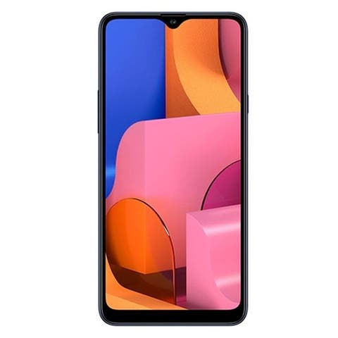 Samsung Galaxy A20s A207M 32GB Dual-SIM GSM Unlocked Phone