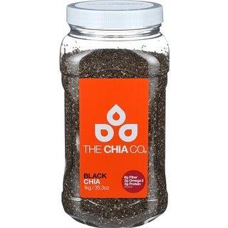 The Chia Company - Black Chia Seeds ( 1 - 35.3 OZ)