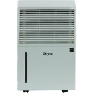 Whirlpool WHAD601AW Energy Star 60-Pint Portable Room Dehumidifier - White