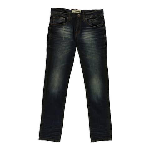 Ecko Unltd. Mens Boxer Wash Skinny Fit Jeans