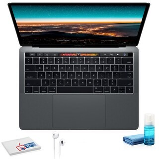 "Link to Apple 13.3"" MacBook Pro w TouchBar (Mid 2019 Silver) Basic Kit Similar Items in Laptops & Accessories"