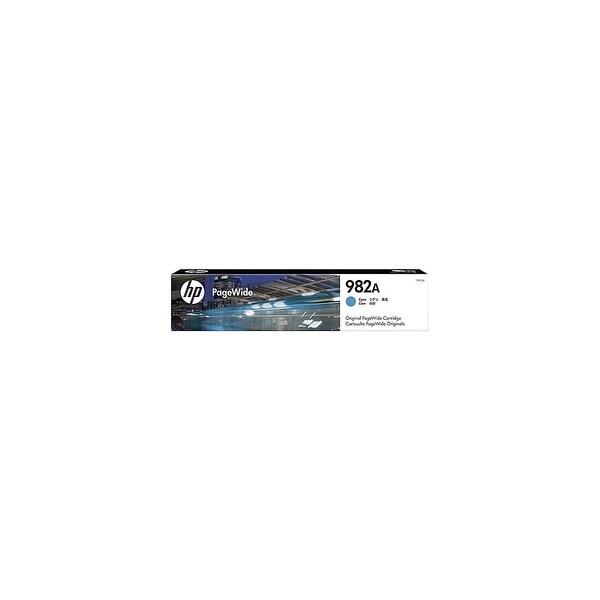 HP 982 Cyan Original PageWide Ink Cartridge (Single Pack) Ink Cartridge