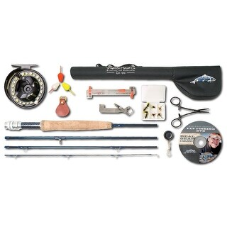 Wright & McGill Plunge Fly Fishing Collection (3/4) - WMEPC8644