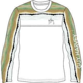 Guy Harvey Mens Sgt Snook Performance Shirt