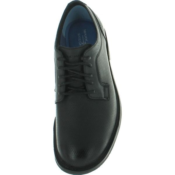 Skechers Men's Bridport Oxford - Black