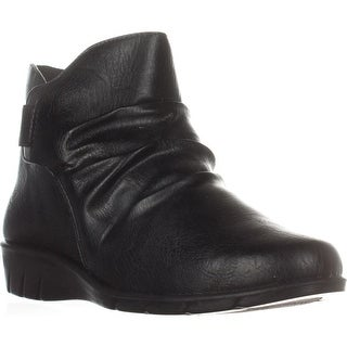 Easy Street Bounty Comfort Ankle Boots, Black