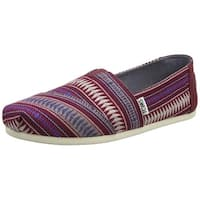 TOMS Womens classic Closed Toe Slide Flats