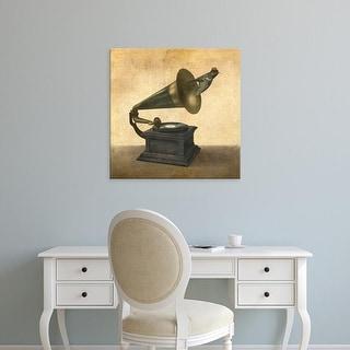 Easy Art Prints Terry Fan's 'Golden Days' Premium Canvas Art