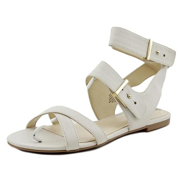 Nine West Darcelle Open Toe Leather Gladiator Sandal