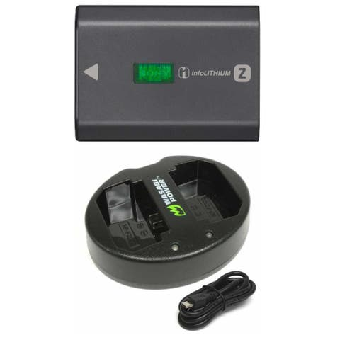 Sony NPFZ100 Z-series Rechargeable Battery Pack with Charger