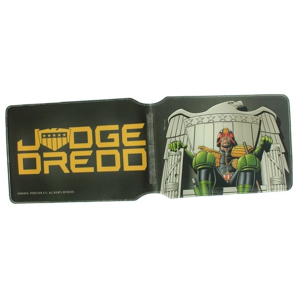 2000 AD Comics Judge Dredd Throne Travel Pass Holder - One Size Fits most