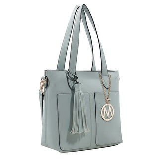 MKF Collection Mindell Tote Bag by Mia K Farrow