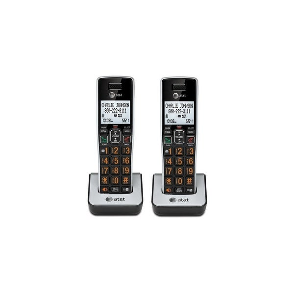 AT&T CL80113 (2-Pack) 1.9GHz Extra Handset / Charger W Extra Large LCD Display