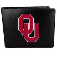 Oklahoma Sooners Bi-Fold Wallet Logo