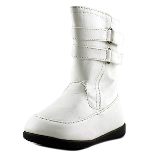 Luna K2677 Round Toe Synthetic Mid Calf Boot