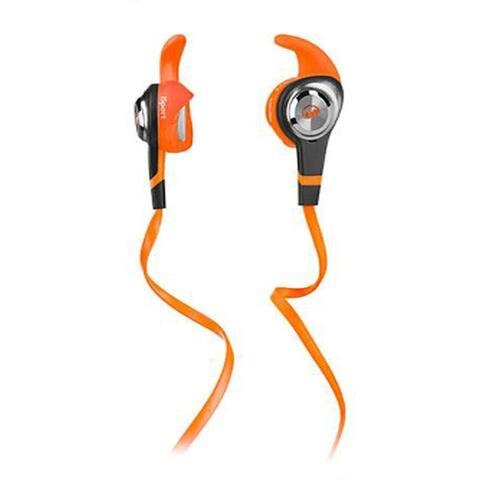 Monster iSport Strive In-Ear Headphones (Orange)