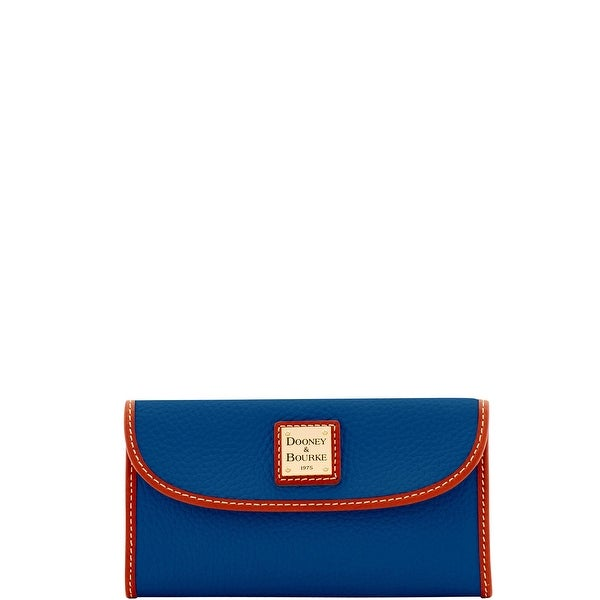 Dooney & Bourke Pebble Grain Continental Clutch (Introduced by Dooney & Bourke at $128 in Jun 2017)
