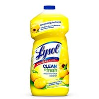 Lysol 1920078626 All Purpose Liquid Cleaner, Lemon Breeze, 40 Oz .