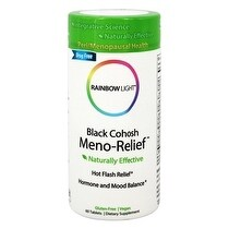 Rainbow Light Black Cohosh Meno-Relief (60 Tablets)