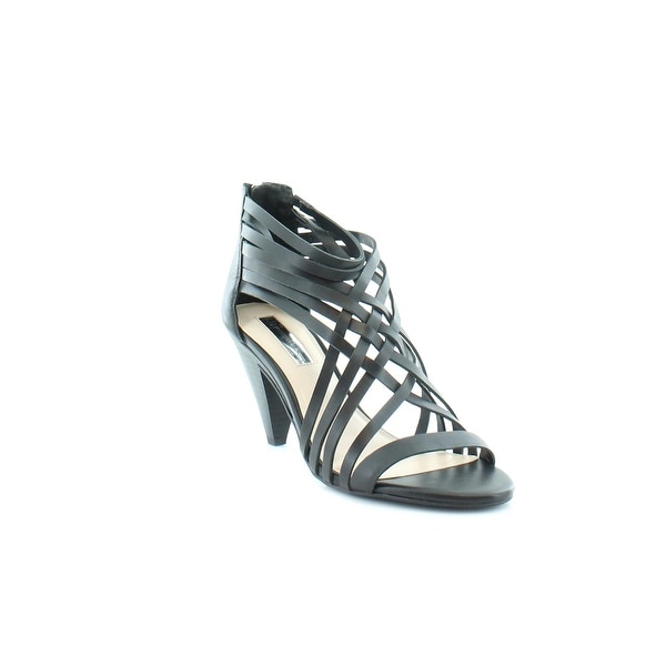 INC International Concepts Garoldd Women's Heels Black