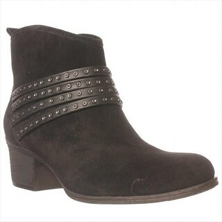 Jessica Simpson Clauds Ankle Boots - Black