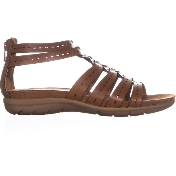 20e1b40be3b Shop Bare Traps Womens Kaiser Open Toe Casual Strappy Sandals - Free  Shipping On Orders Over  45 - Overstock - 27734951