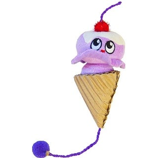 Play Cone Lure Cat Toy