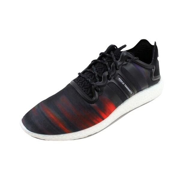 d4f9d1eef6e6 ... Men s Athletic Shoes. Adidas Men  x27 s Y-3 Yohji Run Black Red-White