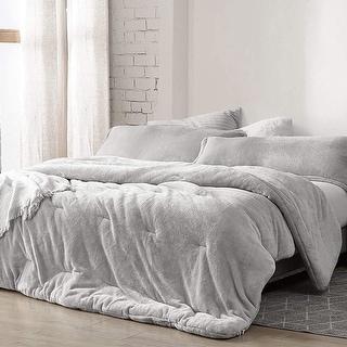 Link to Coma Inducer Oversized Comforter - Me Sooo Comfy - Glacier Gray Similar Items in Comforter Sets