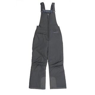 Arctix NEW Charcoal Gray Boys' Size XL Insulated Snow Bib Outwear