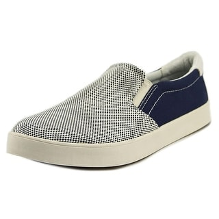 Dr. Scholl's Madison Round Toe Canvas Loafer