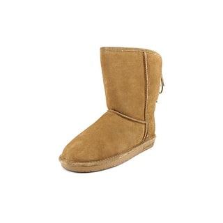 Bearpaw Elizabeth Women Round Toe Suede Brown Winter Boot https://ak1.ostkcdn.com/images/products/is/images/direct/4f3be1009ec3dfcb32b08ce80a9c9c1ea3d7a5ad/Bearpaw-Elizabeth-Round-Toe-Suede-Winter-Boot.jpg?impolicy=medium