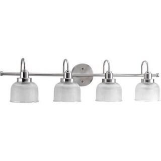 Miseno MLIT7705 Bella 4-Light Bathroom Vanity Light - Reversible Mounting Option