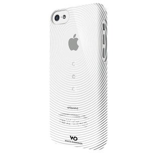 White Diamonds Crystal Case for Apple iPhone 5c (Gravity White)