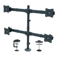 Startech Accessory Armquad Desk Mount Quad Monitor Arm Articulating
