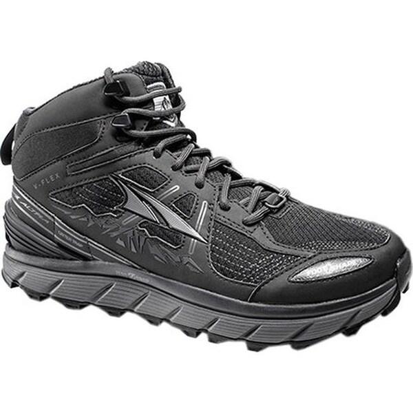 Shop Altra Footwear Men's Lone Peak 3.5 Mid Mesh Trail