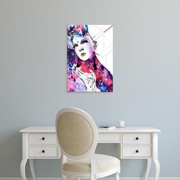 Easy Art Prints Minjae Lee's 'The Flow In Us' Premium Canvas Art