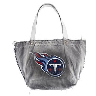 Little Earth Productions Tennessee Titans Vintage Tote - Black