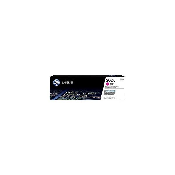 HP 202A Magenta Original Toner Cartridge (Single Pack) Toner Cartridge